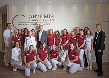 Das Team der Artemis Laserklinik